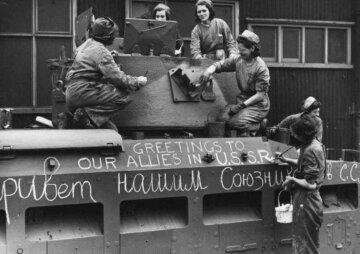 Забытая помощь в войне: как ленд-лиз побеждал Гитлера