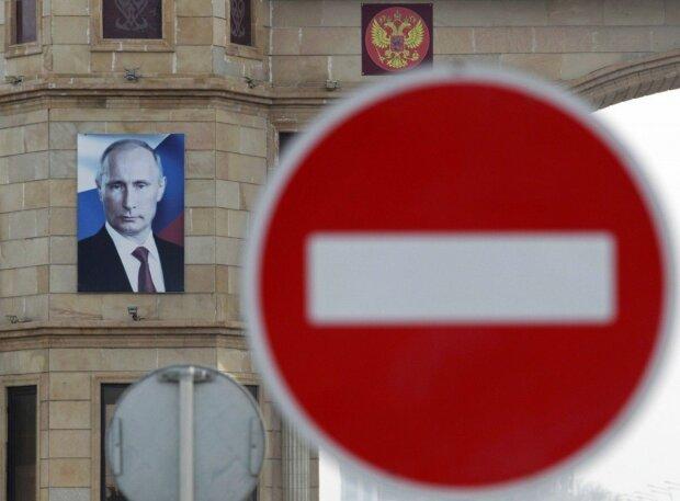российские санкции против Украины