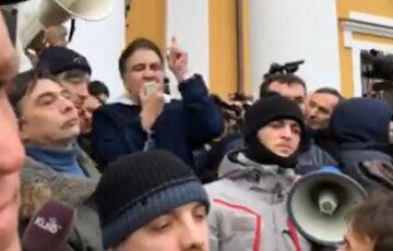 Доведемо до кінця: у Саакашвілі розповіли, як закінчиться новий «Майдан»