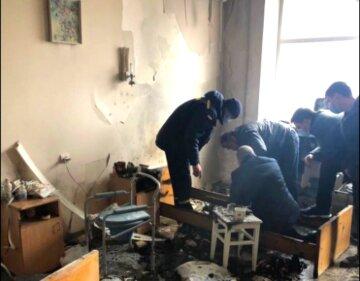 Потужна пожежа в лікарні Чернівців, відомо про нові жертви: подробиці трагедії