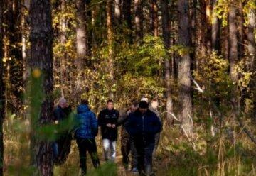 Пропавшего под Харьковом дедушку нашли в лесу, фото: в полутора километрах от дома