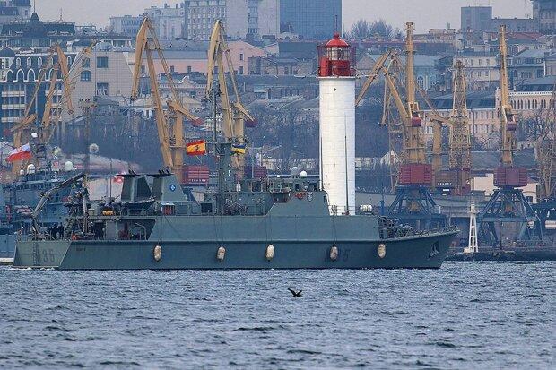 НАТО, флот