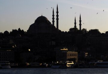 мечеть турция стамбул