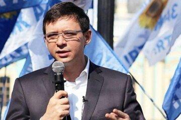 В Одеському порту організували незаконний агітаційний майданчик оппоблока