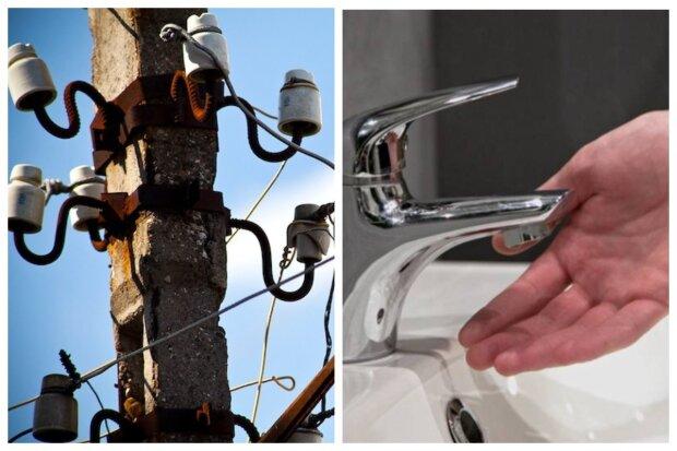 Аварийное отключение: десятки тысяч одесситов останутся без воды и света, адреса