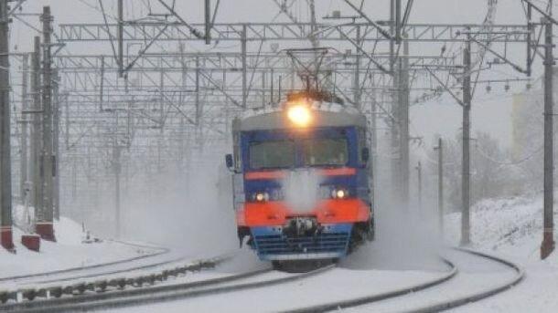 укрзализныця поезд