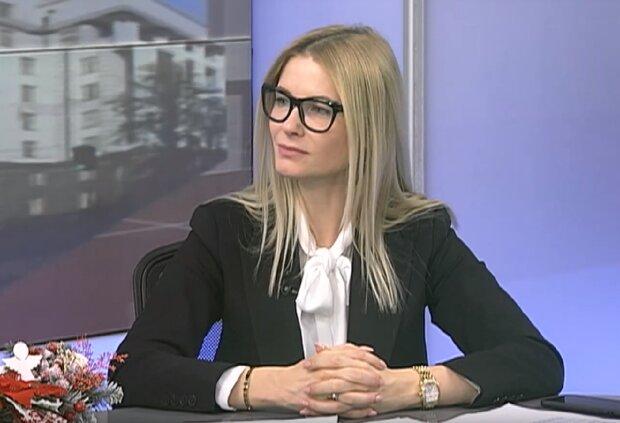 Гришина Юлія Миколаївна: досьє, біографія, кар'єра, компромат, фото