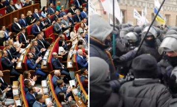 """Масштабный бунт накроет Украину, люди взбешены решением Рады: """"После Нового Года выйдут все"""""""