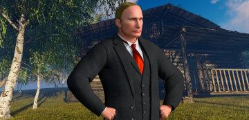 Путин Яковенко