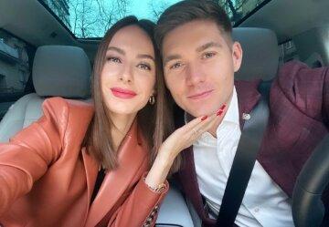 Остапчук с новой женой