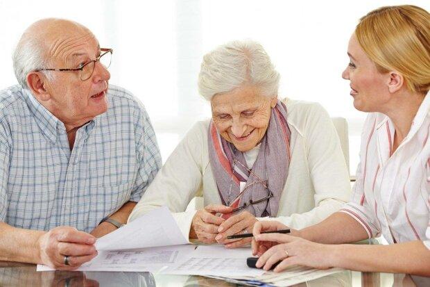 пенсионеры, старение, старость