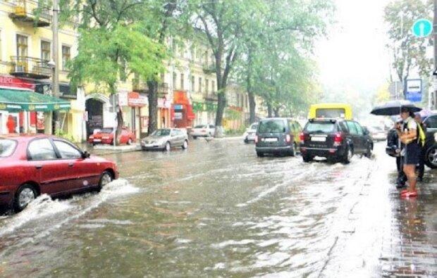 Одеса опиниться в полоні дощів: точний прогноз від синоптиків