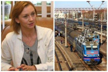 """""""Все пахне фарбою"""": сервіс Укрзалізниці вивів з себе українську актрису, відео"""