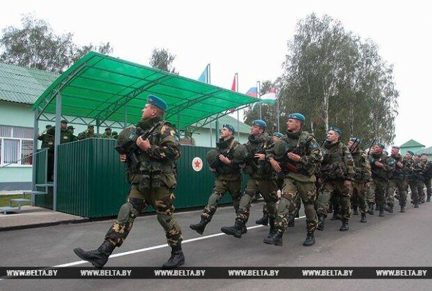 Российские военные учения стартовали в Беларуси (фото)