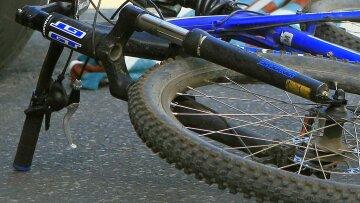 ДТП, велосипедист