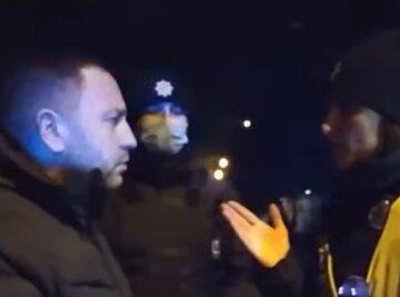 Пьяный полицейский устроил гонки ночным Львовом, все закончилось печально: подробности