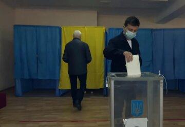 Екзитпол на місцевих виборах 2020: результати голосування в Україні 25 жовтня