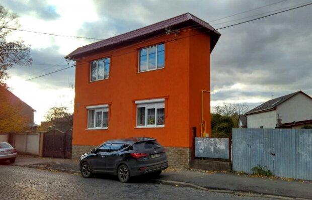 Самые тонкие дома Украины (фото)