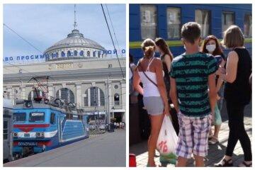 """""""В красной зоне"""": стало известно об отмене поездов из Одессы, подробности"""
