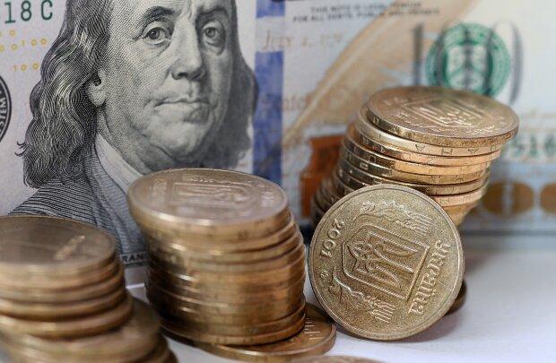 доллары, деньги, монеты