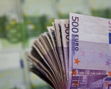 евро, деньги