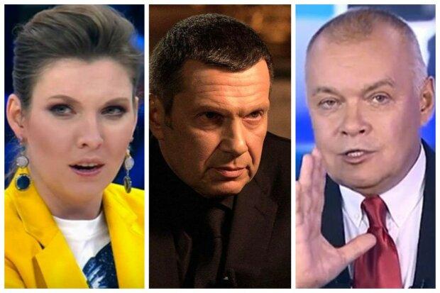 """Пропагандисты Путина пошли на новую подлость: """"Повторится катастрофа 75-летней давности"""""""