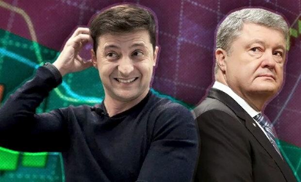 »Нет никаких 73%»: названы реальные результаты голосования за  Порошенко и Зеленского, цифры поражают