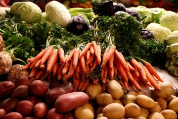 овощи, борщ