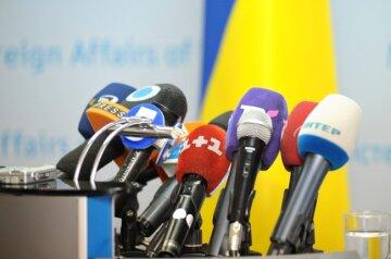 Украина лидирует в рейтинге давления на журналистов (инфографика)