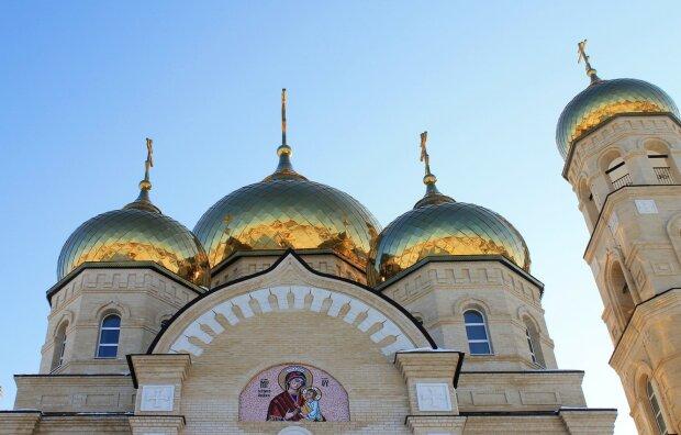 купола, церковь