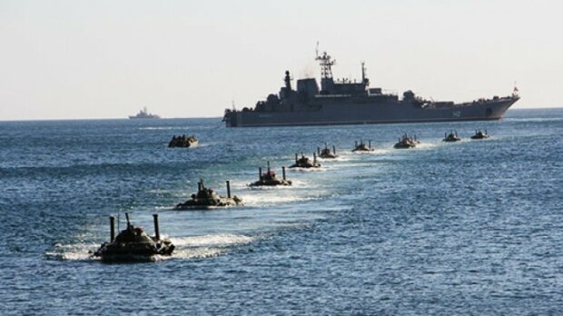 море, флот