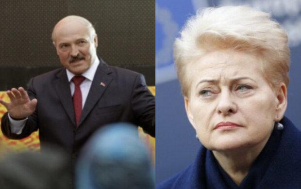 """""""Ты решил свою судьбу"""": Грибаускайте призвала """"кровавого диктатора"""" Лукашенко уйти"""