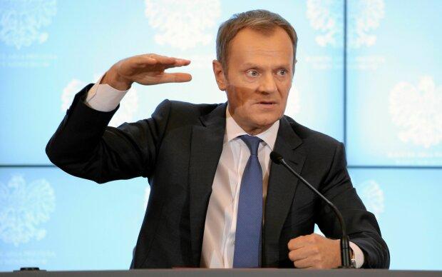 Туск зробив важливу заяву про скасування антиросійських санкцій