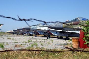 Одесса-военный объект-аэродром Школьный