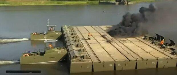 """На російських військових упав міст під час навчань, перші деталі НП: """"майже 20 солдатів-строковиків..."""""""