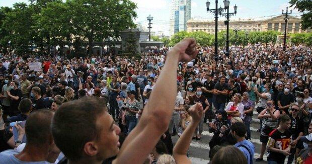 """""""Свободу!"""": бунт проти Путіна спалахнув з новою силою в РФ, грандіозні кадри"""