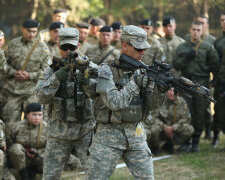 «Rapid Trident» Military Exercises In Western Ukraine