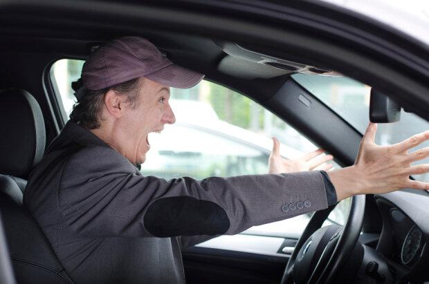 Водитель-машина-мужчина