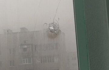 В Днепре появились стрелки-хулиганы, фото: атакуют окна квартир