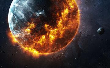 космос апокалипсис