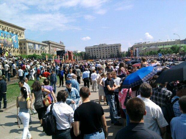 """У Харкові назріває бунт, українці не збираються мовчати: """"Сьогодні на площі Свободи..."""""""