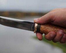 нож, холодное оружие