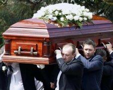 похороны, гроб