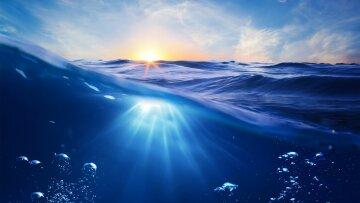 Океан море вода