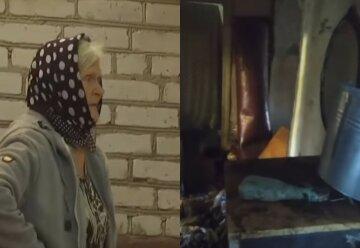 """Пенсионерка превратила квартиру в помойку, а жизнь соседей в ад: """"Здоровья нет убирать"""", кадры"""