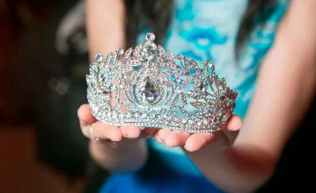 корона королевы красоты
