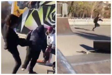 """""""Подошел к коляске и достал пистолет"""": мужчина открыл стрельбу по детям, видео"""