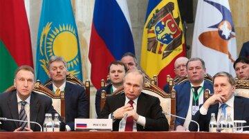 Владимир Путин, Евразийский экономический союз