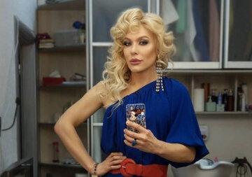 """Травесті-діва Монро в яскравому вбранні потрясла одкровенням: """"Потрапила в справжній..."""""""