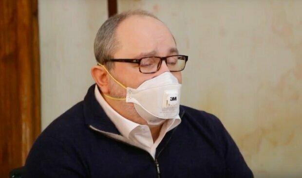 """Пасинок Кернеса проговорився про стан харківського мера: """"Лікарі вирішують, коли..."""""""